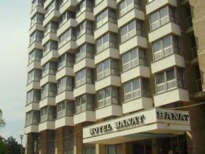 Hotel BANAT - Olimp