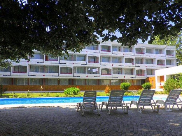 Hotel HOLIDAY BLUE (fostul SLATINA)