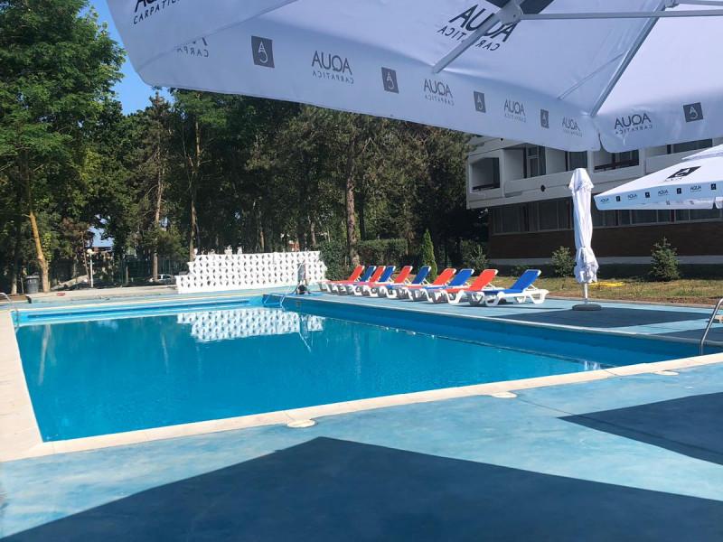 Hotel HOLIDAY BLUE (fostul SLATINA)