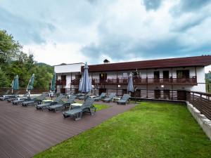 Hotel TISA - Baile Olanesti