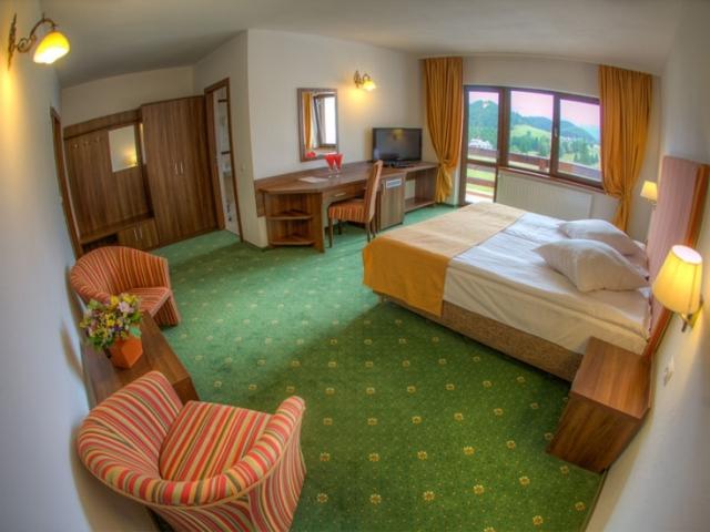 Resort CHEILE GRADISTEI - FUNDATA
