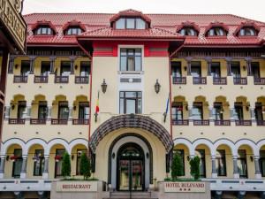 Hotel BULEVARD - Predeal