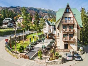 Hotel  MARAMI - Sinaia