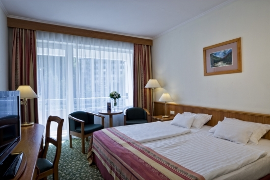 Hotel DANUBIUS HEALTH SPA RESORT SOVATA