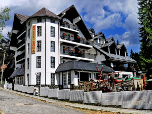 Hotel ROUA - Predeal
