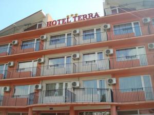 Hotel TERRA - Eforie Nord