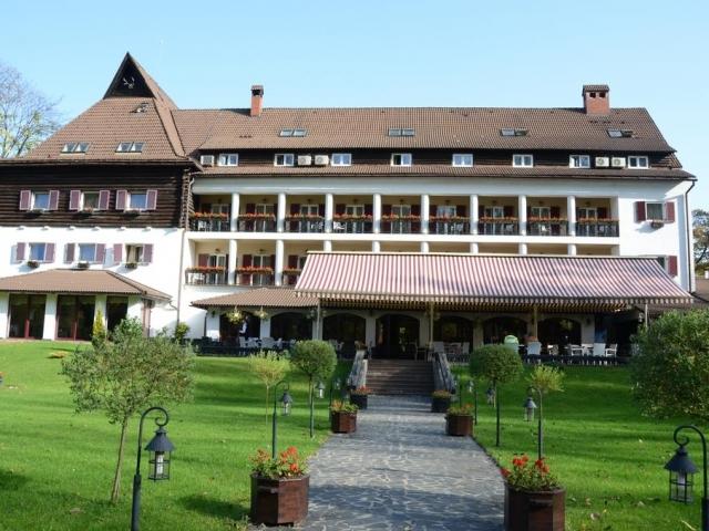 Hotel Restaurant GRADINA MORII