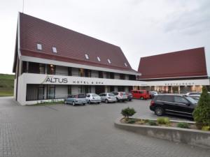 Hotel ALTUS & SPA